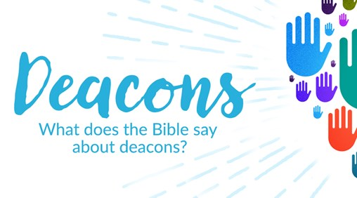 Deacon sermon series banner